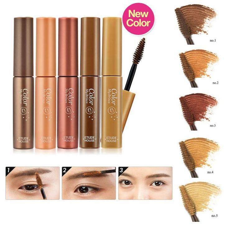 Item – Gmarket – Etude House – Color My Brows Mascara – KoreanBuddy