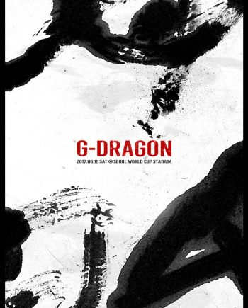 G-Dragon's Mother's Womb Solo Concert Poster