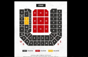 Gdragon concert seating
