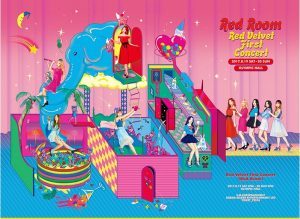 Red Velvet Concert