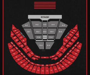 Big Bang seating
