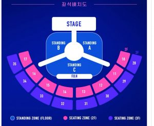 Twice seating chart1