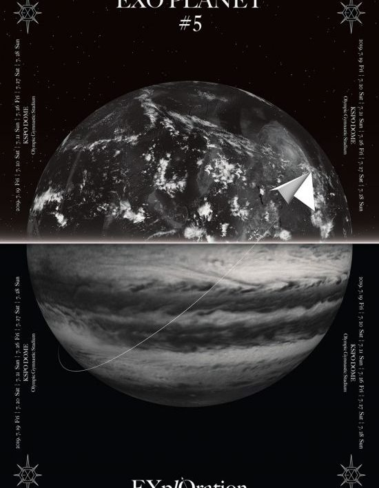 EXO PLANET #5 -EXplOration Concert Tickets 2019 - KoreanBuddy
