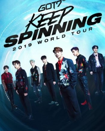 Keep Spinning Got7 World Tour 2019 Seoul