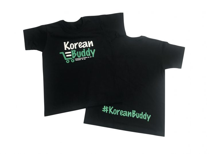 KoreanBuddy Tee shirts